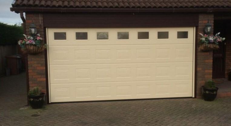 Hormann S Panel Sectional Door Garage Doors Washington